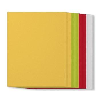 Tutti-frutti A4 Cardstock Pack