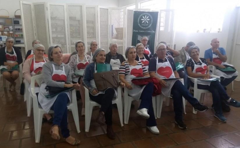 """FUSSTAT E PARCEIROS REALIZAM CURSO   """"USO DE CONDIMENTOS NA GASTRONOMIA"""""""