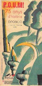 Cartell de l'exposició a LLeida