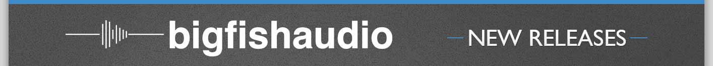 Big Fish Audio New Releases