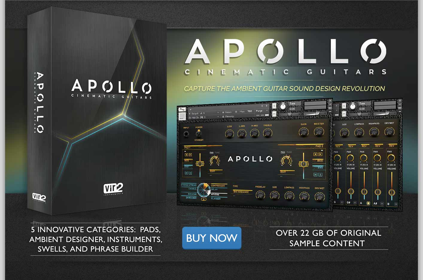 Apollo Cinematic Guitars