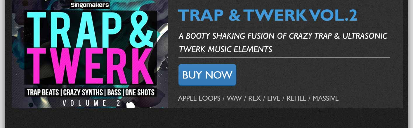Trap & Twerk Vol.2