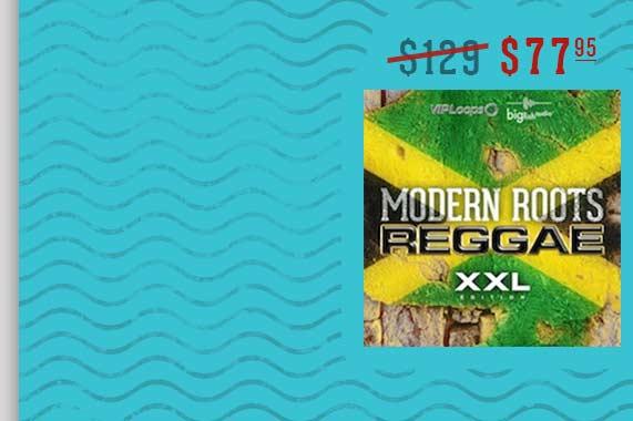 Modern Roots Reggae XXL