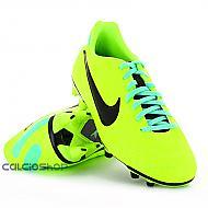 Nike - Tiempo Rio FG Green Glow