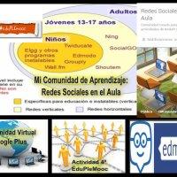 Actividad 4º.- Comunidad de Aprendizaje:Redes Sociales en el Aula