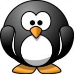 Un pingüino peculiar