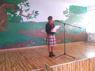 Día del Libro 2013 - 4ºA