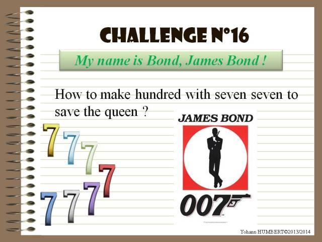 desafio 16