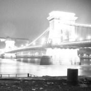 Puente colgante Széchenyi