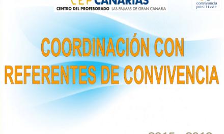 3ª Reunión de Coordinación de Referentes Convivencia