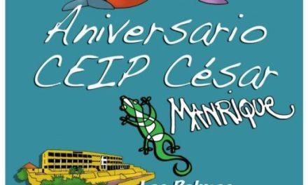30 Aniversario del CEIP César Manrique