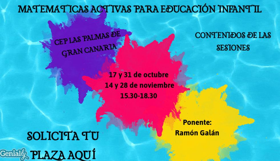 Curso: Matemáticas activas para Educación Infantil