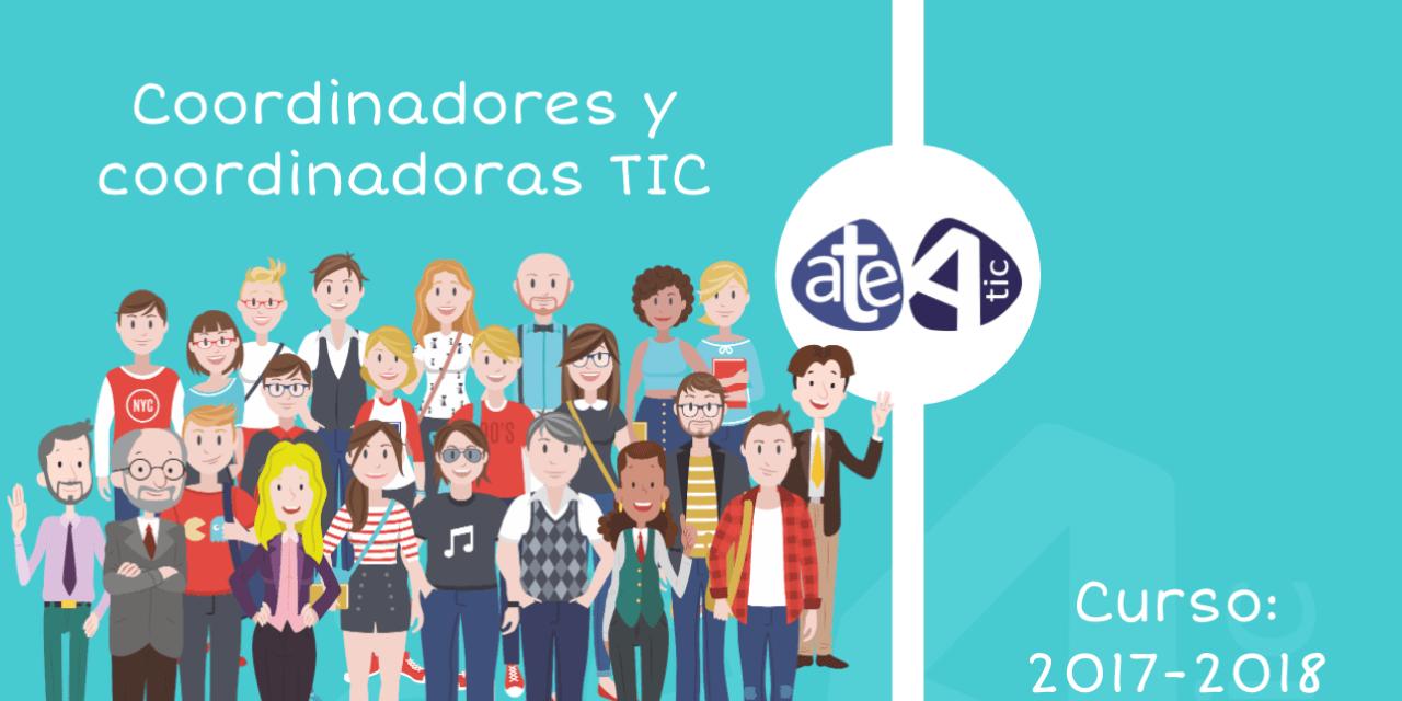 Primera reunión coordinadores y coordinadoras TIC. Curso 2017-2018