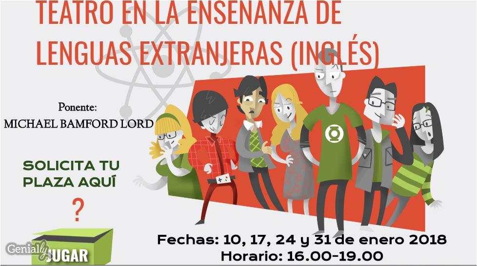 Curso: Teatro para la enseñanza de Lenguas Extranjeras (Inglés)