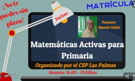 Curso Matemáticas Activas para Primaria