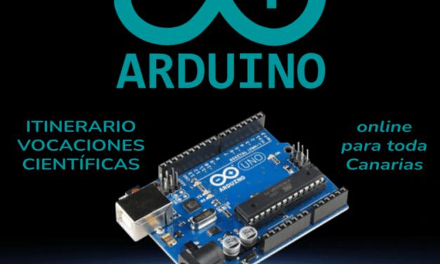 Formación: Introducción a Arduino