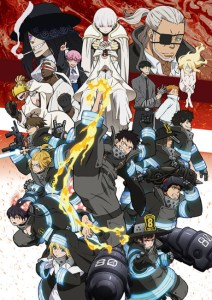 Enen no Shouboutai: Ni no Shou (Dub)