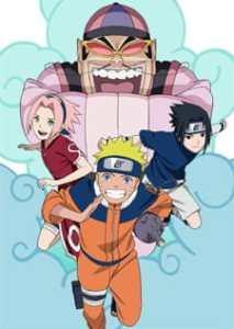 Naruto Soyokazeden Movie
