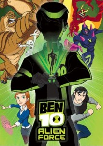 Ben 10 Alien Force – Season 2