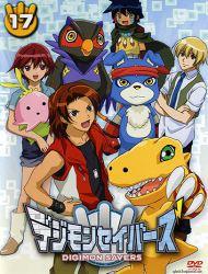 Digimon Savers (Dub)