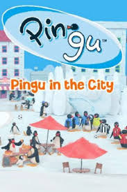 Pingu in the City