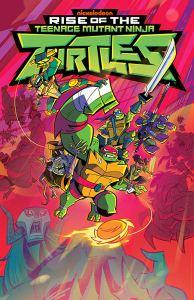 Rise of The Teenage Mutant Ninja Turtles – Season 1