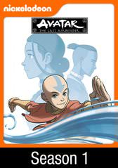 Avatar: The Last Airbender: Book 1 – Water (Dub)