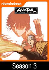 Avatar: The Last Airbender: Book 3 – Fire (Dub)