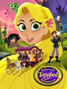Rapunzel's Tangled Adventure – Season 1
