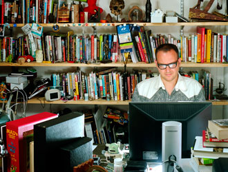 Cory Doctorow è attualmente professore alla Open University
