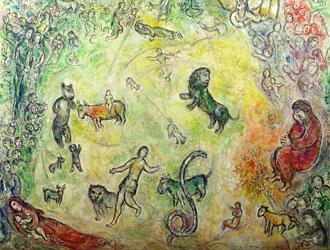 Il Paradiso di Marc Chagall (1963)