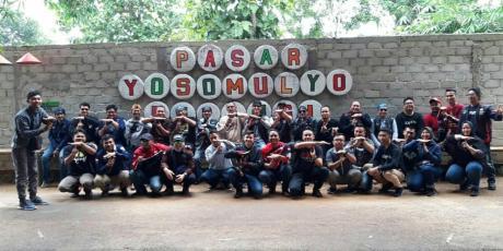 ASN Kemenag Lampung Gagas Pasar Berbasis Digital Payungi