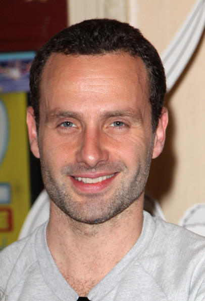 Andrew Lincoln - Angelina Ballerina's Big Audition - Arrivals