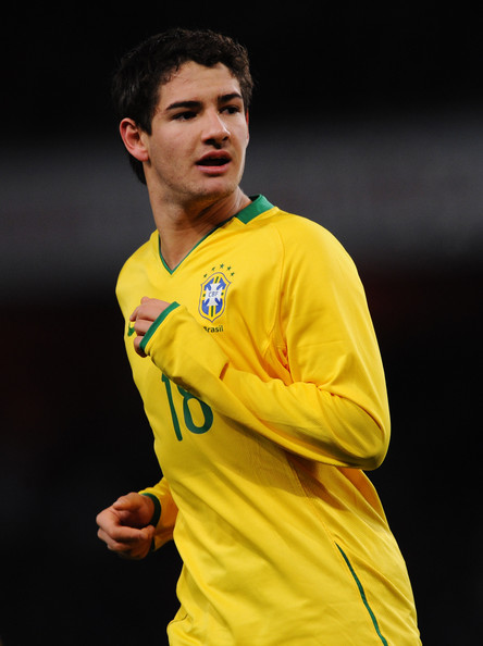 Alexandre Pato In Italy V Brazil International Friendly
