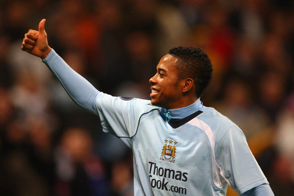 Does Robinho want the top four, or the title?