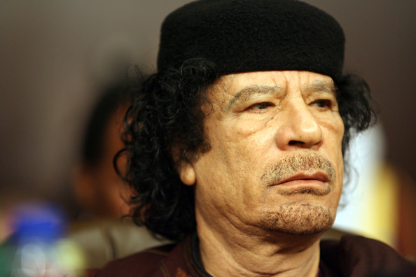 Muammar al-Gaddafi - Opening of Arab Summit