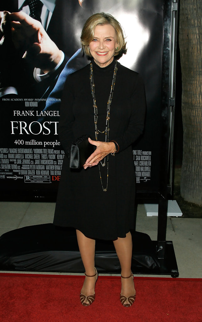 Patty Mccormack Photos Photos Premiere Of Quot Frost Nixon