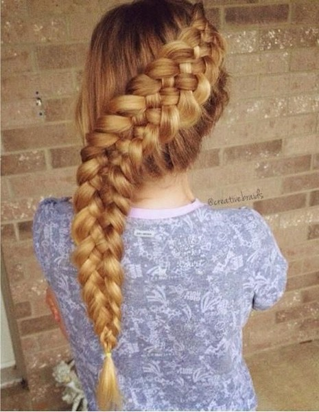 5 Strand Dutch Braid 101 Pinterest Braids That Will Save