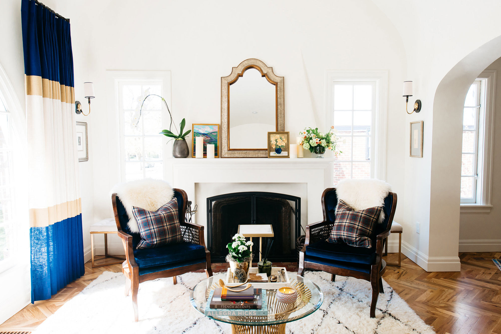 Home Tour: Kyong Millar's Salt Lake City Tudor Remodel