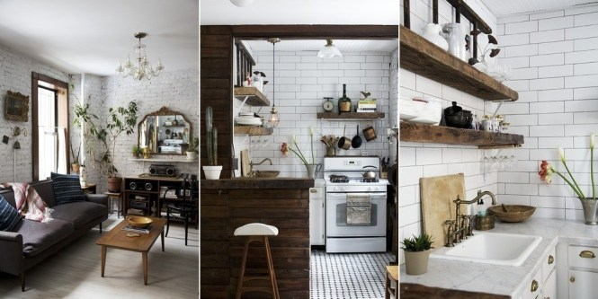 Decorating Ideas For Small Efficiency Apartments