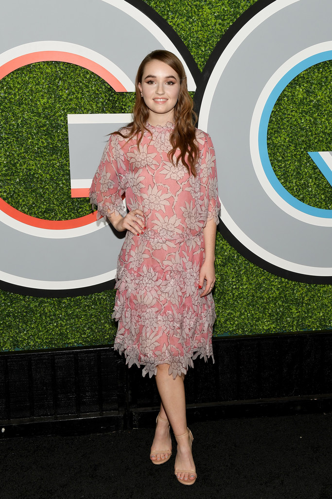 Kaitlyn Dever Strappy Sandals Newest Looks StyleBistro
