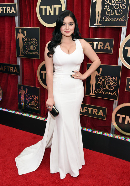 Ariel Winter in Zac Posen