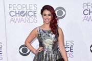 Arrivals at the People's Choice Awards at the Nokia Theatre in Los Angeles.