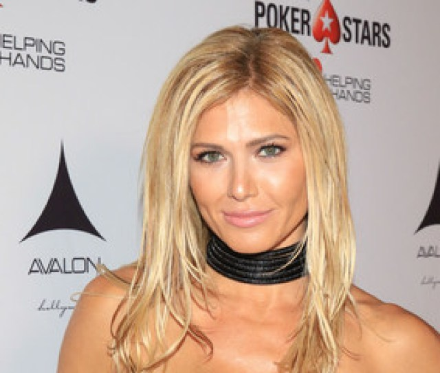 Torrie Wilson Heroes For Heroes Los Angeles Police Memorial Foundation Celebrity Poker Tournament