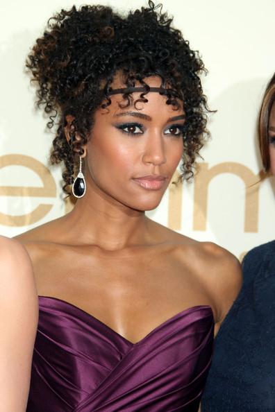 Annie Ilonzeh - The 63rd Primetime Emmy Awards 2011 - Arrivals