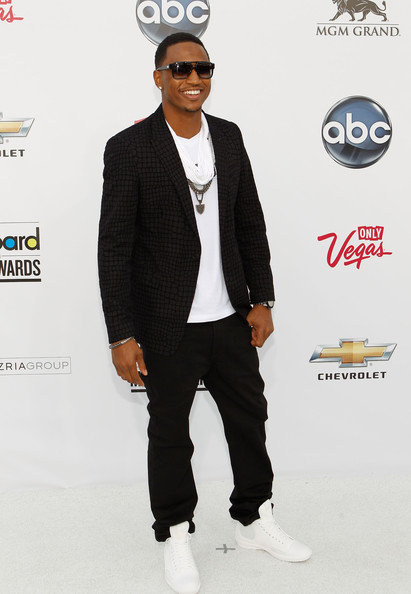 Singer Trey Songz arrives at the 2011 Billboard Music Awards at the MGM Grand Garden Arena May 22, 2011 in Las Vegas, Nevada.