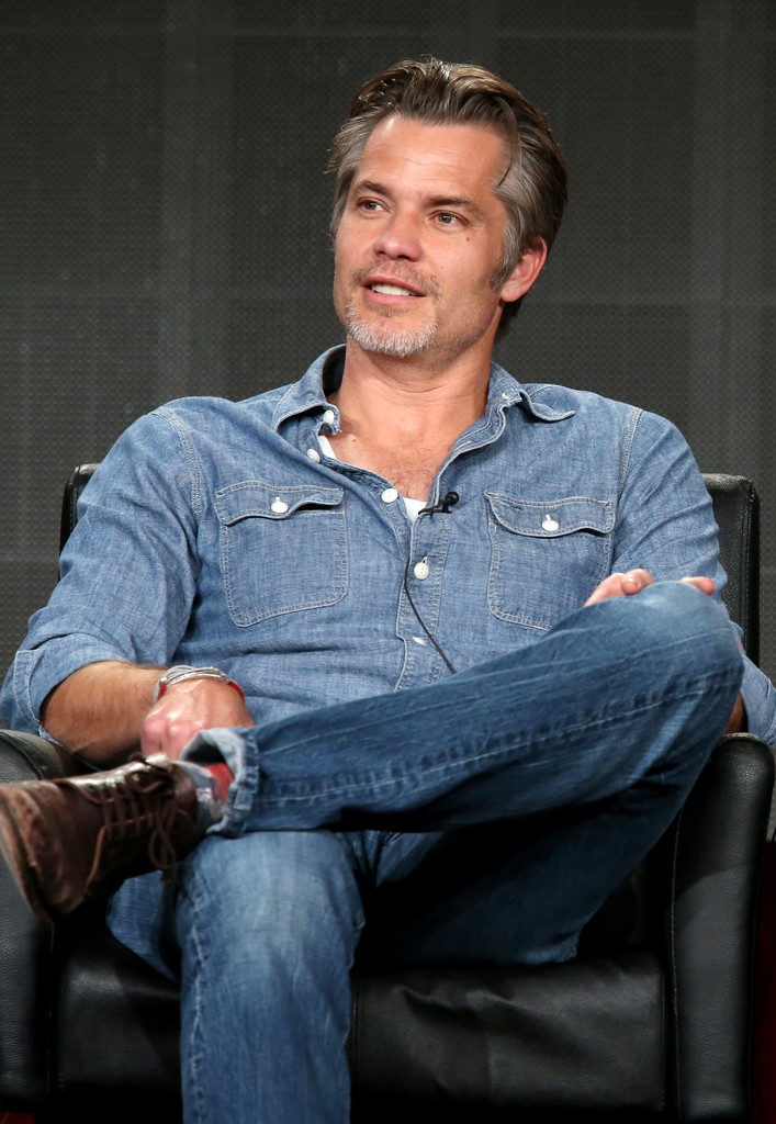 Timothy Olyphant Photos Photos Winter Tca Tour Day 12