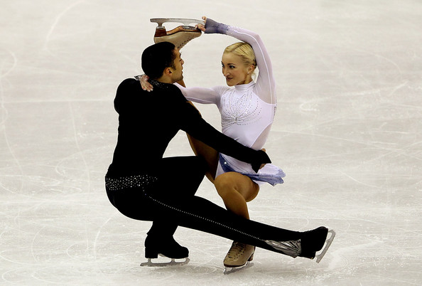 Aliona Savchenko Aliona Savchenko and Robin Szolkowy of Germany perform during day three of the ISU World Figure Skating Championships on March 28, 2012 in Nice, France.