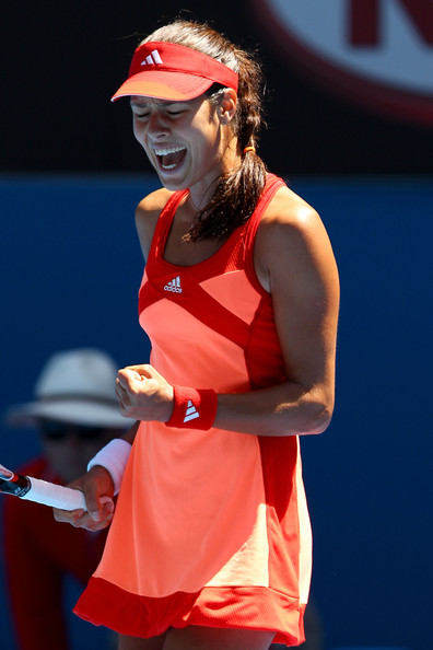 Ana Ivanovic - 2012 Australian Open - Day 4