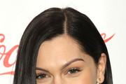 Jessie J attends Z100 & Coca-Cola All Access Lounge at Z100's Jingle Ball 2014 pre-show at Hammerstein Ballroom on December 12, 2014 in New York City.
